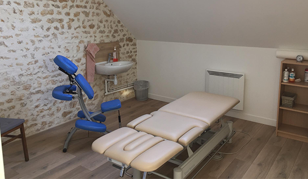 <b>Chaise de massage pour cervicalgie</b>